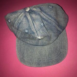 Urban Outfitters denim baseball hat